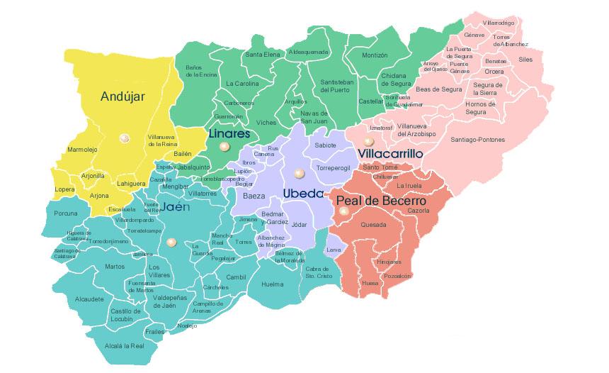 Diputacion De Jaen Servicios Del Centro Provincial De