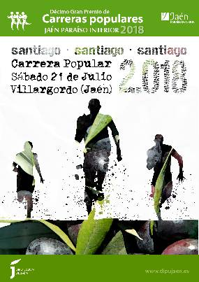 CARTEL CARRERA POPULAR 2018