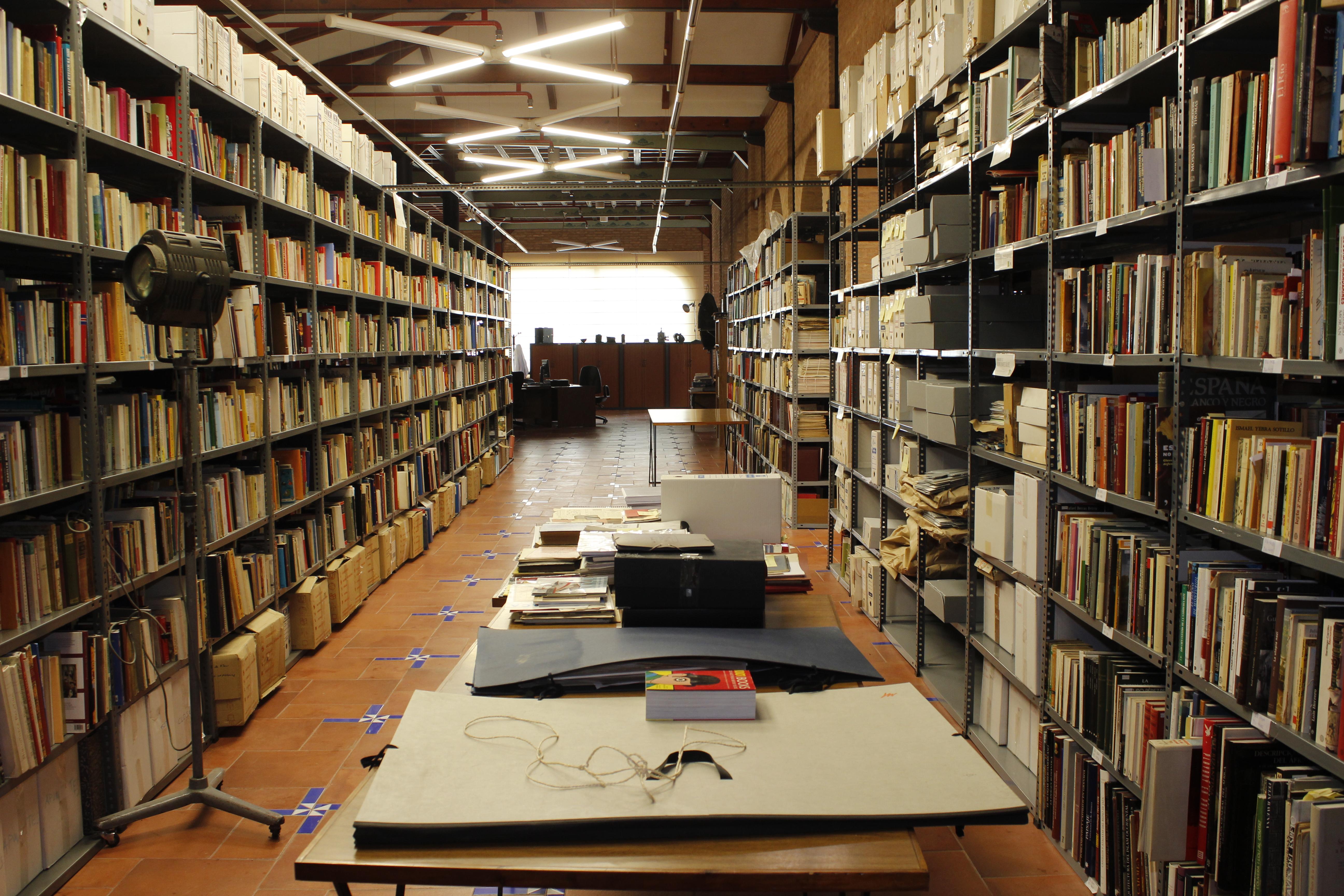 Salas de trabajo IEG | Ampliar en ventana nueva | Diputación de Jaén