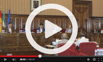 Ver vídeo del Pleno Ordinario del 30 de mayo de 2017