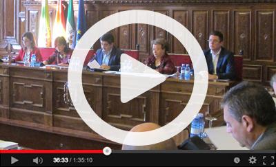 Ver vídeo del Pleno Ordinario del 27 de diciembre de 2019